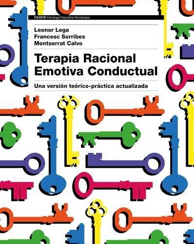 TERAPIA RACIONAL EMOTIVA CONDUCTUAL. NUEVO. Envío URGENTE. PSICOLOGIA (IMOSVER)