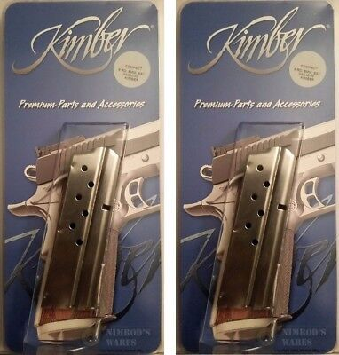 Kimber 1000139 8 Round Compact Magazine for sale online