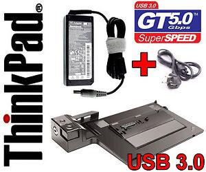 Lenovo-ThinkPad-Mini-Dock-Plus-3-Series-4338-4337-USB-3-0-90W-170W-W520-W530
