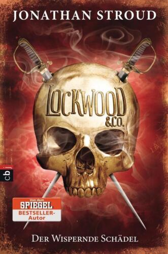 1 von 1 - LOCKWOOD & CO Band 2: Der wispernde Schädel ►►►UNGELESEN ° Jonathan Stroud ° HC