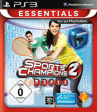 Sports Champions 2 ~ PS3 Move Game (in Great Condition)