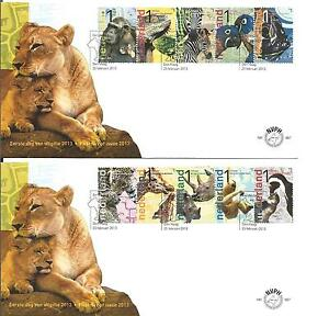 Nederland-FDC-667-100-jr-Burgers-Zoo
