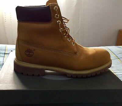Timberland Af 6Inch Premium Scarponcino Uomo Color Cammello | eBay