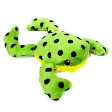 Small Frog Soft Toy - Plush Stuffed Animal