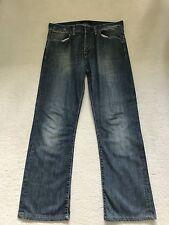 Calvin Klein Mens Button Fly Jeans Model 1978 N.Y  size 34W