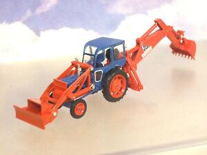 Oxford-costruzione-1-76-JCB-FORDSON-MAJOR-Loader-MK1-Scavatrice-Digger-76ML1001