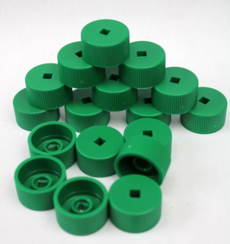 Honeywell Valve Cap Cover Green Handwheel Pack of 1,2,4,6,8