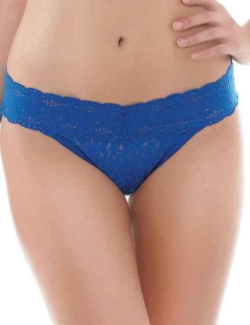 Halo lace bikini panty wacoal