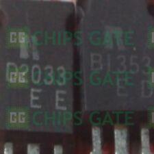 2PCS 5 Pair 2SA1360-Y /& 2SC3423-Y A1360-Y C3423-Y Toshiba Audio Transistors Ne