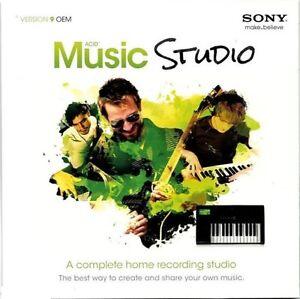 Acid music studio 5.0