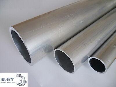 Aluminium Rundrohr 8x1 mm Länge frei wählbar Rohr