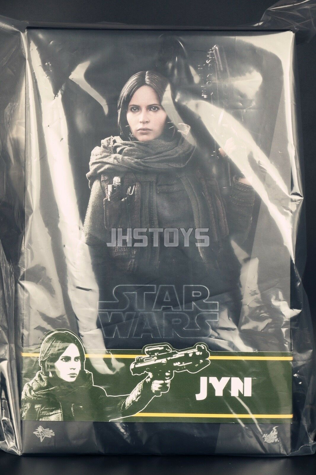 Hot Toys 1/6 Star Wars Star Wars Rogue One Jyn Erso MMS404