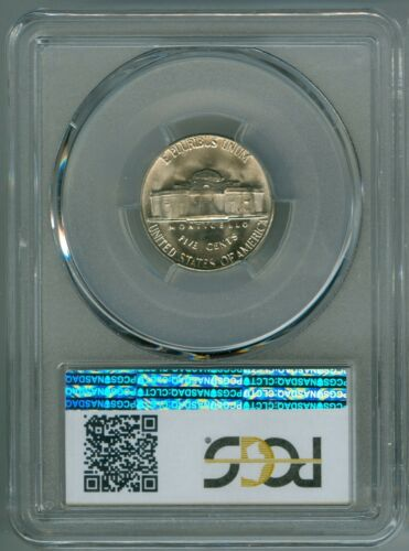 Business 1965 PCGS MS66 Jefferson Nickel Excellent Luster Good Contrast!