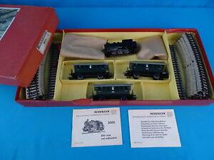Marklin-3100-Starter-Set-50-ies-800-series-1957