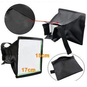 New-15x17cm-Foldable-Flash-Diffuser-Softbox-For-Canon-Nikon-Pentax-Sony-Olympus