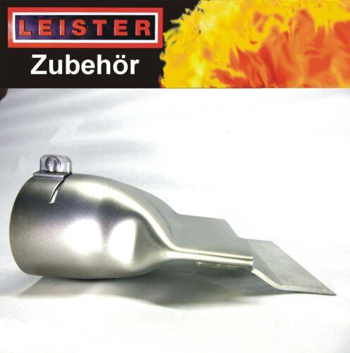 Ø 50,5 mm Leister Schaberdüse Schaber für ELECTRON ST 142281