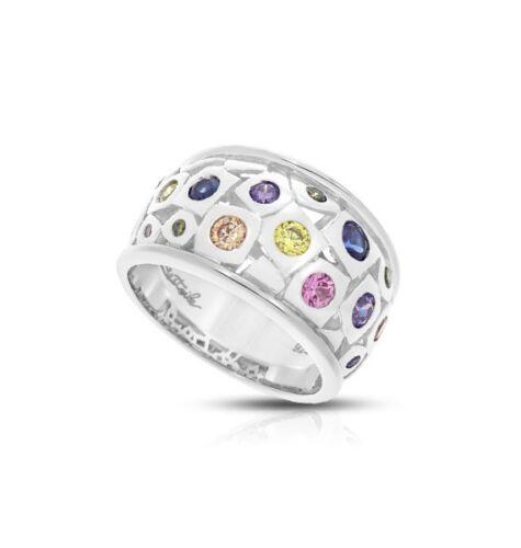 Belle Etoile Byzantine Multi Ring NWT Size 7