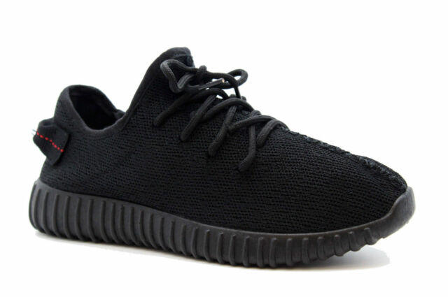 1cf67c8144cde Girls Womens Yeezy Kanye Inspired Fitness Gym Trainers Boost Casual ...
