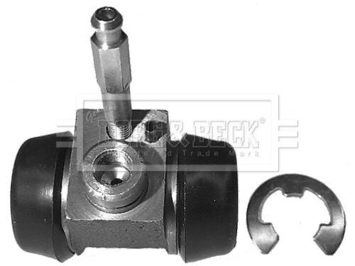 BRAND NEW GENUINE Borg /& Beck Wheel Brake Cylinder BBW1067 5 YEAR WARRANTY