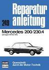 Mercedes 200 (2013, Taschenbuch)