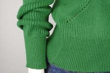 Damen Pullover grün NOS True VINTAGE 80er Pulli ALTLAGERBESTAND OVP 80s sweater