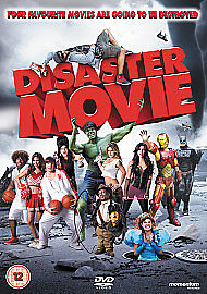 1 of 1 - Disaster Movie (DVD, 2009)
