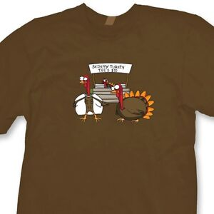 Skinny Turkey Tees For Sale Funny T-shirt Holiday Dinner ...