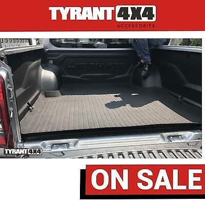 #5422019 Mitsubishi Triton MQ Rubber Anti-slip tub mat flooring ute liner Cargo