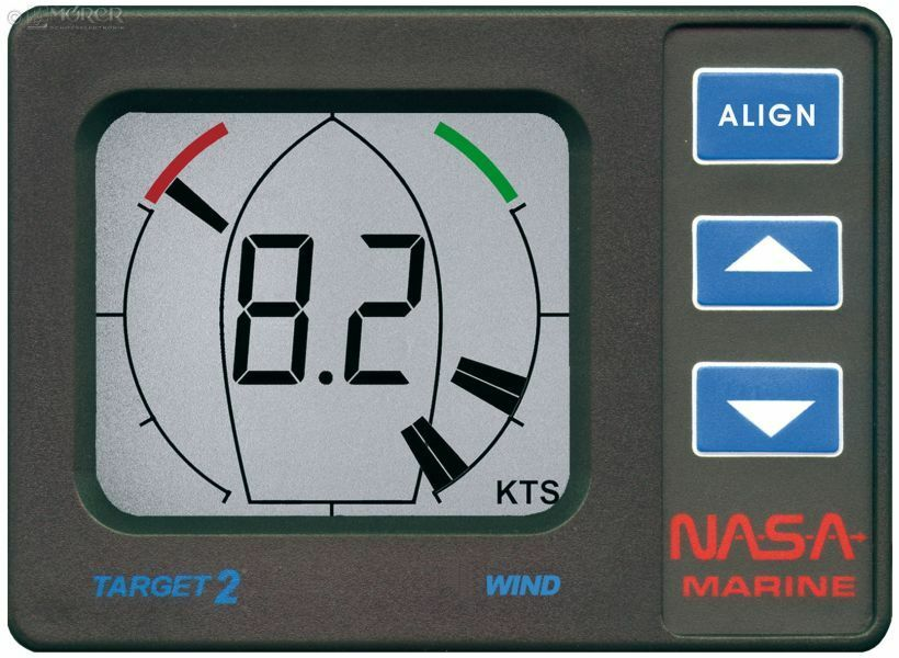 NASA - TARGET2 V2.0 - Windmessanlage V2.0 TARGET2 b77745