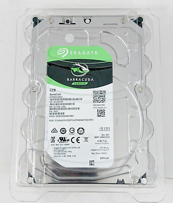 "Seagate Barracuda ST6000DM003 256MB Cache 3.5"" SATA Desktop Hard Drive"