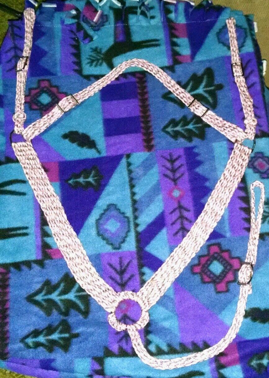 Handmade poitrine col et se fanent Bracelet Set