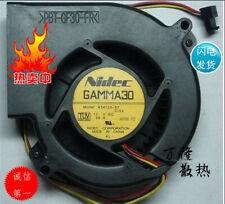 1PCS Nidec A34123-57 Fan DC12V 0.46A 9733 97*97*33 #M286 QL