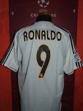 RONALDO REAL MADRID 2003/2004 MAGLIA SHIRT CALCIO FOOTBALL MAILLOT JERSEY SOCCER