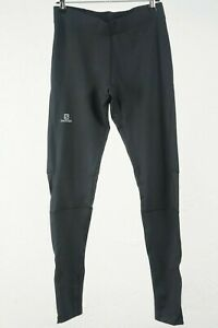 Salomon Damen Sport Fitness Hose Training Leggings Tights