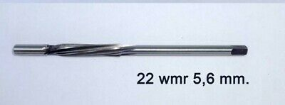 Chamber REAMER 22LR made of high quality steel steel R6M5