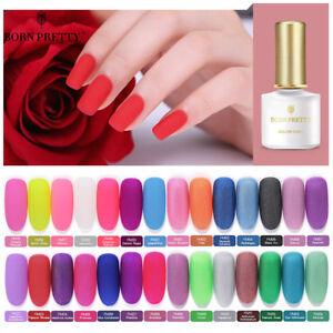 Nail-Art-Vernis-a-ongles-Mat-Gel-UV-Soak-Off-Vernis-ManucureBricolage-Tips-Salon