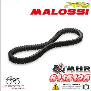6115125 Cinghia X K Belt Malossi Piaggio Mp3 400 Ie 4t Lc Euro 3