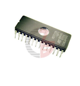 5PCS-M27C128A-10F1-IC-Eprom-Uv-128-kbit-100NS-28-CDIP
