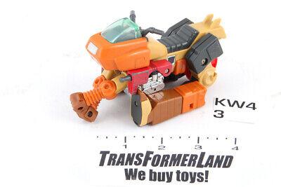 Transformers Wreck-Gar G1 1987 Gun Weapon Only Takara Hasbro Junkion The Movie