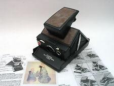 Polaroid SX-70 ALPHA Land Camera for Impossible Film Sofortbild Kamera TESTED