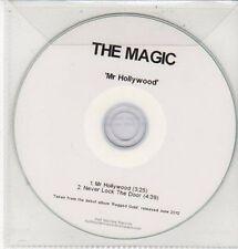 (DD268) The Magic, Mr Hollywood - 2012 DJ CD