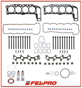 Engine Gasket Kit Set for Chrysler Dodge Jeep Mitsubishi Ram V8 4.7L