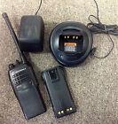 Motorola HT750 VHF 16 Channel Portable 2 Way Radio