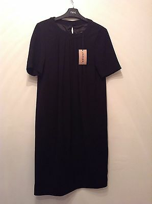 "BNWT "" Jaeger "" Size 8 Black Evening Day Weddings Dress (38EU) Next Day Del Avai"
