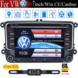 Car-DVD-CD-Player-GPS-Radio-Stereo-For-VW-Jetta-Golf-Passat-EOS-Bora-Amarok-GTI