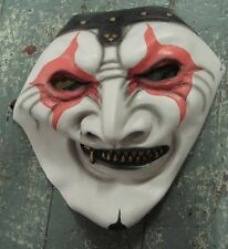 JIM ROOT SLIPKNOT LATEX MASK REPLICA HALLOWEEN EVIL JESTER JAMES FANCY DRESS