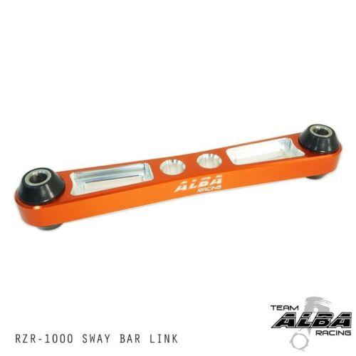 Polaris RZR XP 1000 XP1000  Sway Bar End Link  2 /& 4 Seat  Alba Racing 500-SBL-O