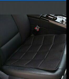 Office Chair Car Seat Cushion Solid Color Square Breathable Mesh Fabric Bamboo Comfortable Seat Sofa Cushion