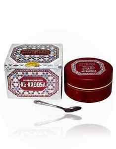 Bakhoor Al Aroosa Hallway/ Home Incense / Burning Fragrance by Al Haramain 60g