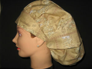 Uniforms & Work Clothing Surgical Scrub Hats/Caps Game of Thrones Map of Westeros Clothing, Shoes & Accessories